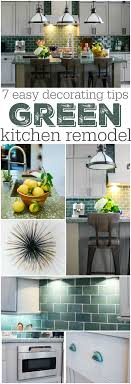 is green a kitchen color 7 decorating tips for a green kitchen for crust