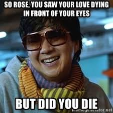 Mr Chow Meme - mr chow meme but did you die keywords and pictures