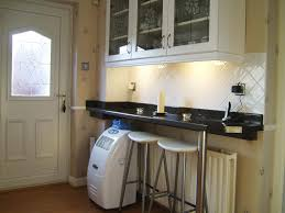 unique breakfast bar ideas for kitchen in small home remodel ideas