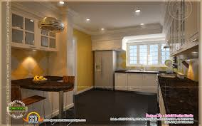 kitchen designs by aakriti design studio kerala home design and