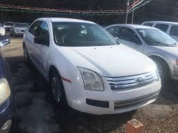 2007 ford fusion s 2007 ford fusion i 4 s 4dr sedan in caro mi cars r us