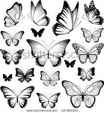 the 25 best simple butterfly ideas on
