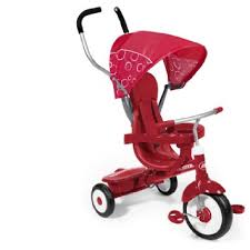 Smart Trike Recliner Buy Smart Trike Recliner 4 In 1 Tricycle Red In Cheap Price On M