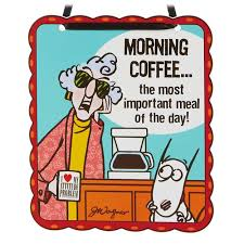 morning coffee maxine ornament gift ornaments hallmark