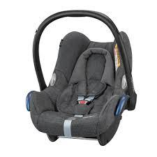 siege auto isofix bebe confort bebe confort siège auto isofix cabriofix gris jusqu à 12 kg
