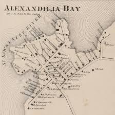 Durant Wyoming Map History Of Alexandria Bay New York New York Genealogy