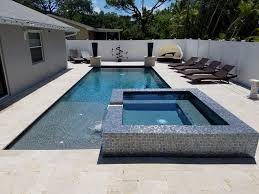 Backyard Pools And Spas by Palm Beach Gardens Modern Pool U0026 Spa Custom Swimming Pool And