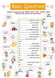 question making for young lreaners language pinterest