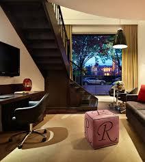 mezzanine loft suite royce hotel melbourne designer five star