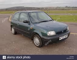nissan small car nissan micra mk 2 small car stock photo royalty free image