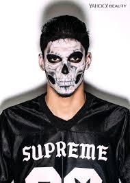 halloween illusion halloween beauty tutorial ghastly skeleton