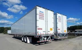 maine trailer dry vans maine trailer