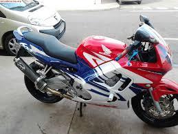 honda cbr f honda cbr f 600 1998 venta de motos de carretera enduro o cross