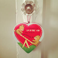 heart decorations home valentine days cheap front door decorations for happy valentine