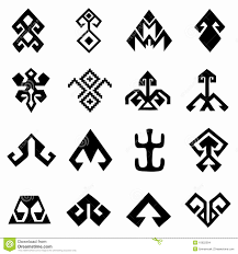 oriental design elements stock vector image design 10622294