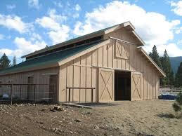 horse barn building photo gallery agricultural steel buildings