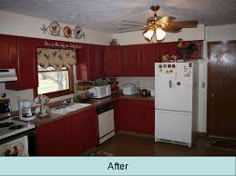 pictures of red kitchen cabinets modern red country kitchen designs red kitchen cabinets columbia
