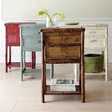 Rattan Side Table Rattan Side Table The Company Store