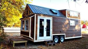open bright space tiny house farm country vibe interior small