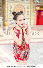 chinese traditional dress stock images royalty free images