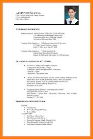 Lpn Student Resume Resume Sample For Job Malaysia Augustais