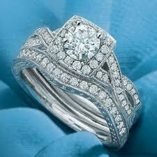 Zales Wedding Rings by 21 Best Rings At Zales Images On Pinterest Princess Cut Diamonds