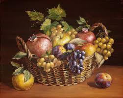 basket of fruit artemis artists association artwork the basket of fruit
