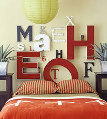 Letter Decoration Ideas by Bedroom Amazing Home Decorating Ideas Creative And Cheap Bedroom