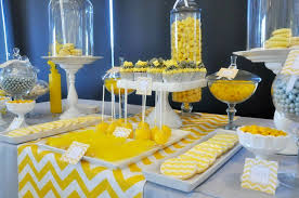 yellow baby shower ideas simple decoration yellow baby shower decorations extraordinary