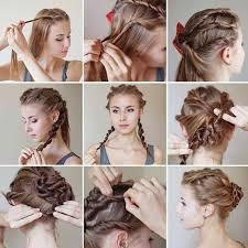 Frisuren Lange Haare Alltagstauglich by Die Besten 25 Lange Haare Stylen Ideen Auf Schnelle