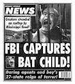 Image result for bat child