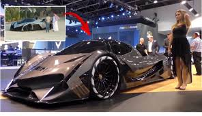 devel sixteen interior a lenda agora é real revelado o devel sixteen com 5000 cv de