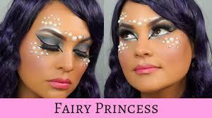 easy halloween makeup tutorial fairy princess youtube