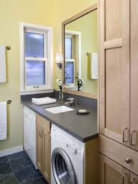 laundry in bathroom ideas washer dryer bathroom ideas houzz