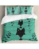 Fish Duvet Cover Great Deals On Fish Bedding Sets