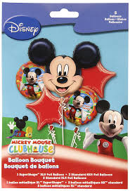 mickey mouse balloon arrangements anagram 44228 mickey mouse bouquet toys
