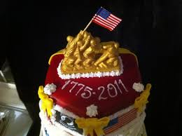 marine corps birthday veteran u0027s day cakecentral com