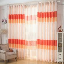 Orange And White Curtains News Orange And White Kitchen Curtains Koffiekitten