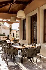 Outdoor Furniture Mallorca by Park Hyatt Mallorca U2014 Rue Rodier