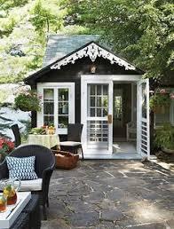 Cottage Backyard Ideas 11 Best She Shed Images On Pinterest Cottage Backyard Ideas And
