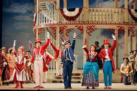 production san francisco a glorious spectacular show boat at the sf opera house