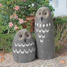 homely idea owl garden statue decoration 1000 images about
