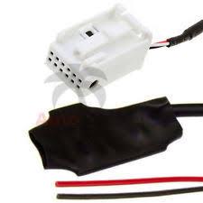 audi concert bluetooth audi bluetooth adapter vehicle parts accessories ebay