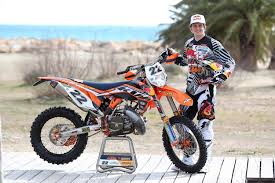 ktm motocross bikes same but different u2013 jonny walker u0027s ktm exc 300