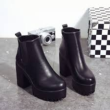 ladies leather motorcycle boots online get cheap pump boots aliexpress com alibaba group