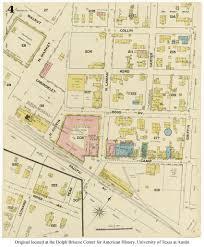 Frisco Texas Map Sanborn Maps Of Texas Perry Castañeda Map Collection Ut