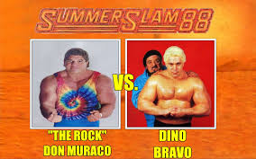 pimp matches every summerslam match ever