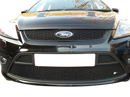 Focus Grill Focus St Zunsport Front Grill Set Black 08 10 Tmn