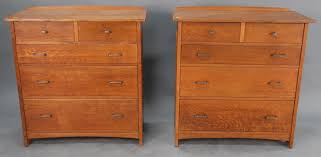 Three Drawer Wood File Cabinet by Auction Catalog U2013 Nadeau U0027s Auction Gallery