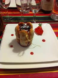 cuisine sur cours mousse choco pralinais et tuiles dentelles picture of cuisine
